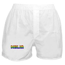 Nelia Gay Pride (#004) Boxer Shorts