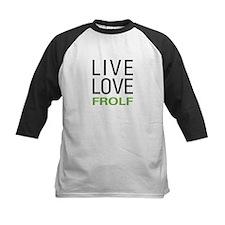 Live Love Frolf Tee