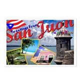 Cute Juan Postcards (Package of 8)