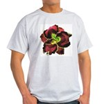 Dark Purple Daylily Light T-Shirt