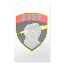 FIST Rectangle Decal