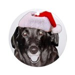 Abby Ornament (Round)