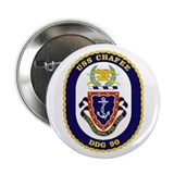 USS Chaffee DDG 90 2.25&quot; Button (10 pack)