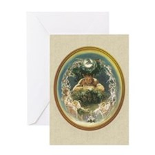Faun-Magic - Birthday Card
