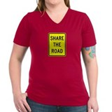 Share The Road T-Shirt Shirt