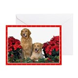 Goldens 260 Greeting Card