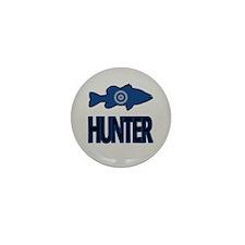Mini Button (10 pack) - Bass Hunter