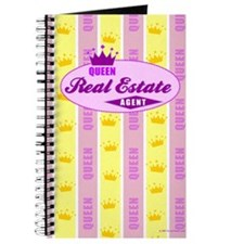 RETRO QUEEN (Purple) Journal