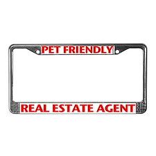 PET FRIENDLY Plate Frame