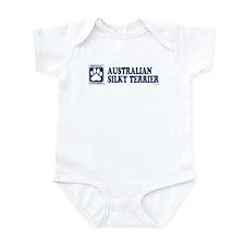 AUSTRALIAN SILKY TERRIER Infant Bodysuit