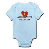 I Love Alternative Medicine T Onesie