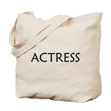 Actress Tote Bag