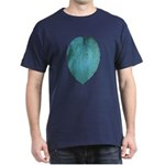 Big Blue Hosta Dark T-Shirt