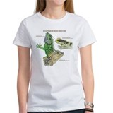"""Mountain Horned Dragon"" Ladies' Tee"