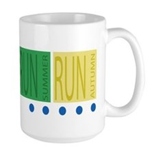 All Season Runner Coffee Mug