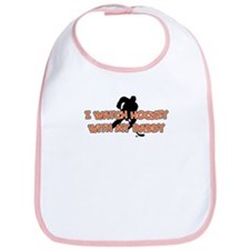 Philadelphia Hockey Daddy Bib