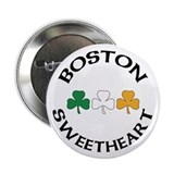 "Boston Irish Sweetheart 2.25"" Button (10 pack)"
