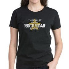 Therapist Rock Star Tee