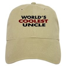World's Coolest Uncle Baseball Cap