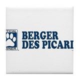 BERGER DES PICARD Tile Coaster