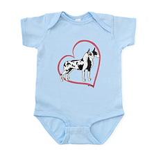 CCMtH Heartline Infant Bodysuit