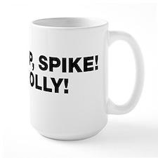 Eek Help Spike Mug