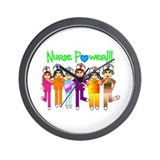 Unique Nurse Wall Clock