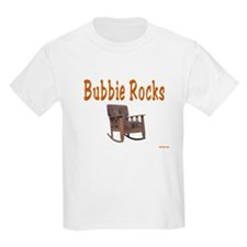 BUBBIE ROCKS YIDDISH T-Shirt