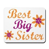 best big sister Mousepad
