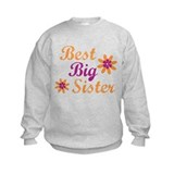 best big sister Sweatshirt