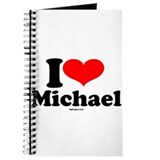 I Love Michael Journal