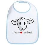 Lambuel Snap Bib