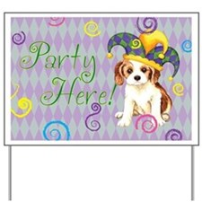 Party Cavalier Yard Sign