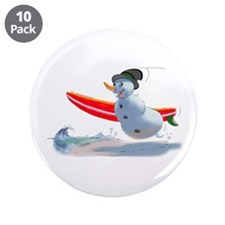 "sUrFeR sNoWmAn 3.5"" Button (10 pack)"