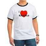 I Love Alaska! Ringer T