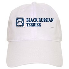 BLACK RUSSIAN TERRIER Baseball Cap