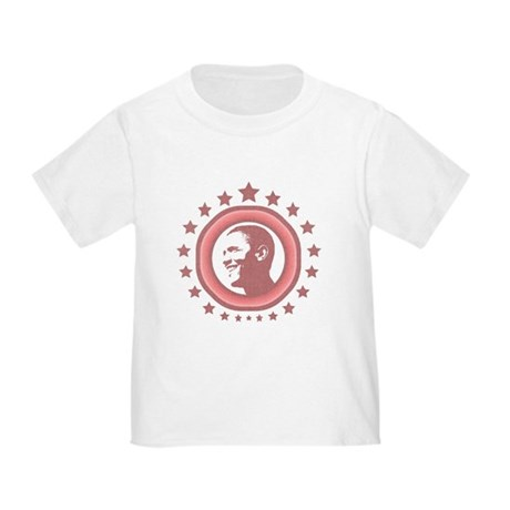 Super Obama (red) Toddler T-Shirt
