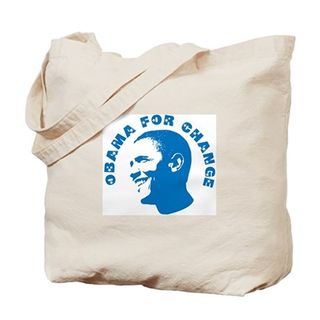 Obama for Change  Tote Bag