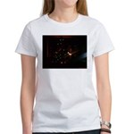 Christmas Tree at Night Women's T-Shirt