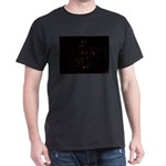 Christmas Tree at Night Dark T-Shirt