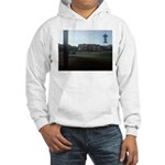Suburban Frost Hooded Sweatshirt