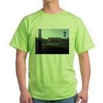 Suburban Frost Green T-Shirt