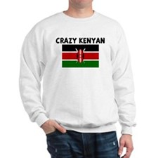 CRAZY KENYAN Jumper