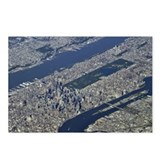 Aerial Midtown Postcards (Package of 8)