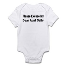PEMDAS Infant Bodysuit