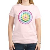 Flower of Life - Rainbow T-Shirt