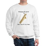 Changing The World Sweatshirt