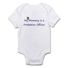 Probation Officer Infant Bodysuit