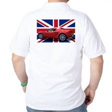 """Chili Red Elise UK"" T-Shirt"