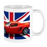 """Chili Red Elise UK"" Mug"